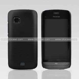 new arrival ece3b eed42 Nokia C5-03 Plastic Case Back Cover - Black